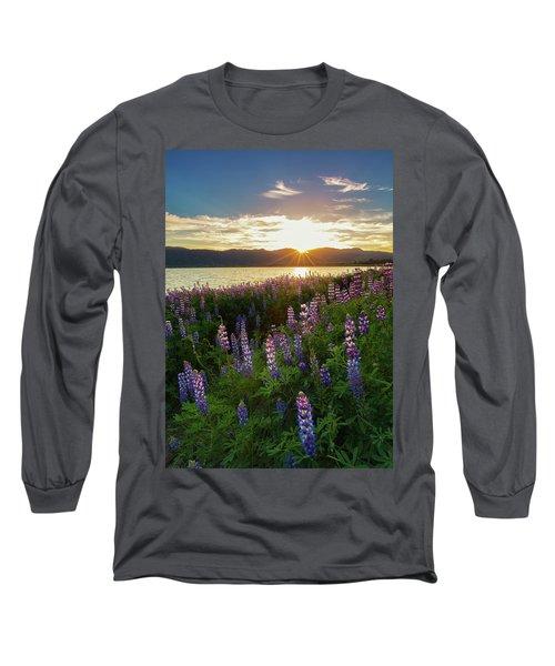 Untamed Beauty Long Sleeve T-Shirt
