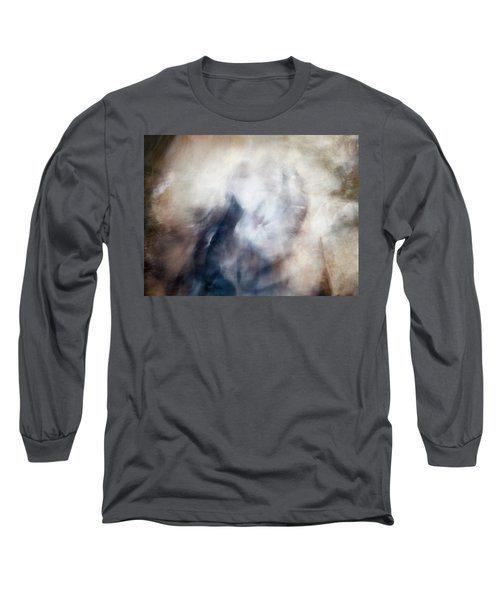Untitled #0243, From The Soul Searching Series Long Sleeve T-Shirt