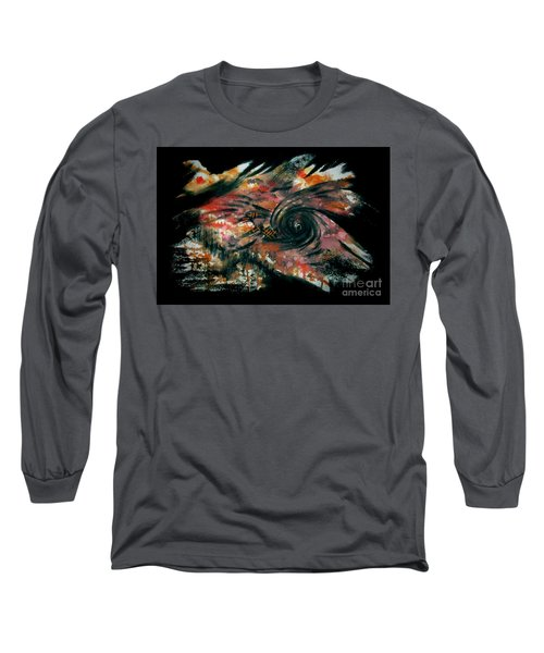 Untitled-101 Long Sleeve T-Shirt