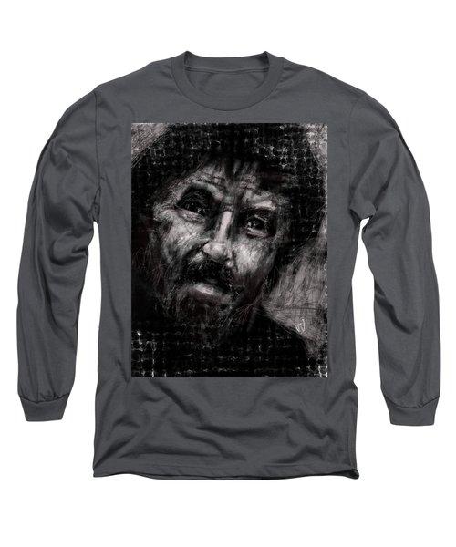 Untitled - 10feb2017 Long Sleeve T-Shirt by Jim Vance