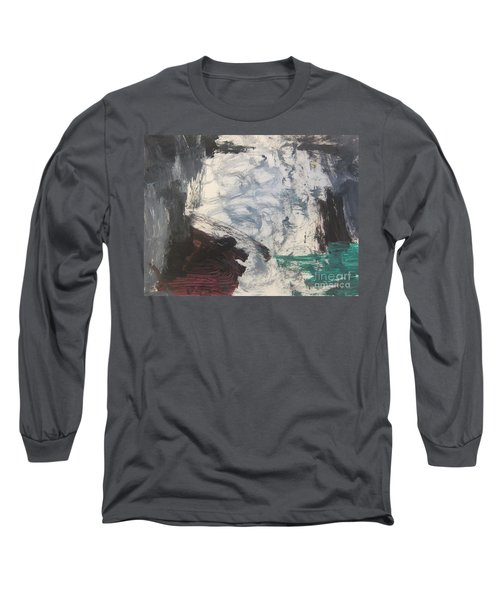 Untitled 127 Original Painting Long Sleeve T-Shirt