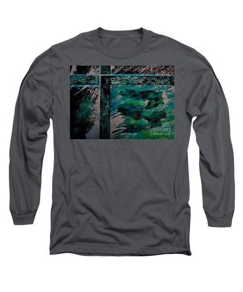 Fencing-1 Long Sleeve T-Shirt