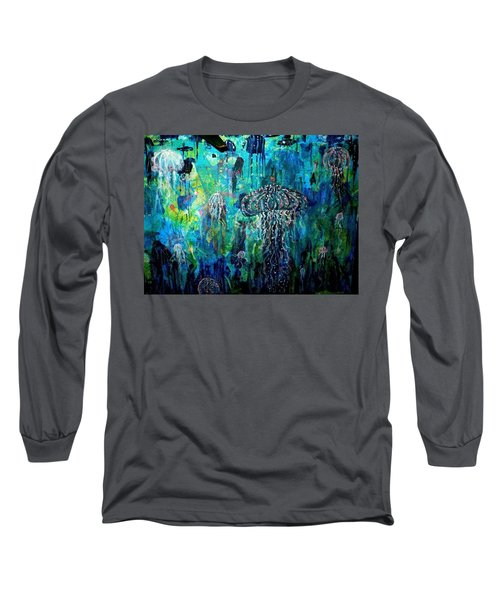 Ocean Deep Long Sleeve T-Shirt