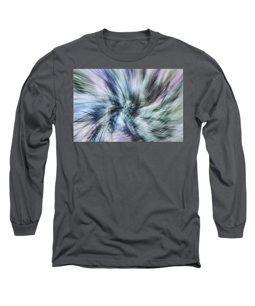 Untitled #8380, From The Soul Searching Series Long Sleeve T-Shirt