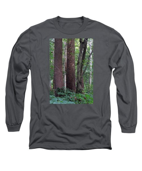 Long Sleeve T-Shirt featuring the photograph Untitled by Dorin Adrian Berbier