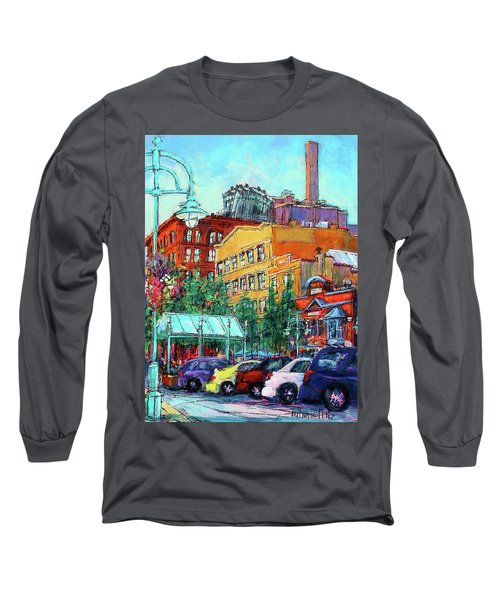 Up On Broadway Long Sleeve T-Shirt