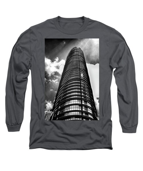 Long Sleeve T-Shirt featuring the photograph Up Up And Up by Joseph Hollingsworth