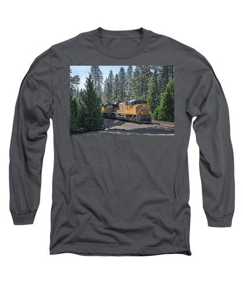 Up8968 Long Sleeve T-Shirt