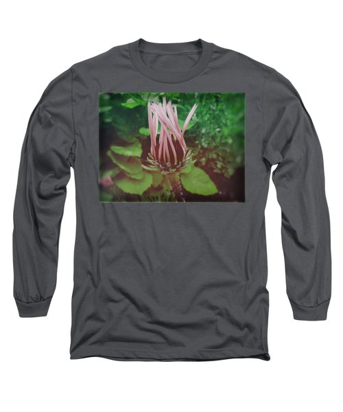 Updo Long Sleeve T-Shirt