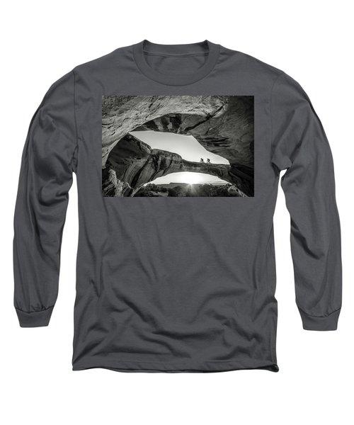 Uranium Arch Long Sleeve T-Shirt