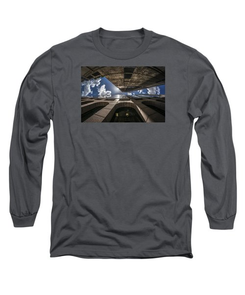 Urban Canyon Sunburst Long Sleeve T-Shirt