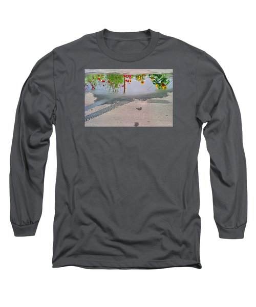 Urban Contrails Long Sleeve T-Shirt