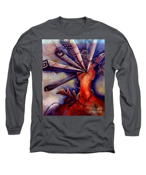 Urban Headaches Long Sleeve T-Shirt