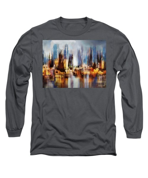 Urban Morning II Long Sleeve T-Shirt