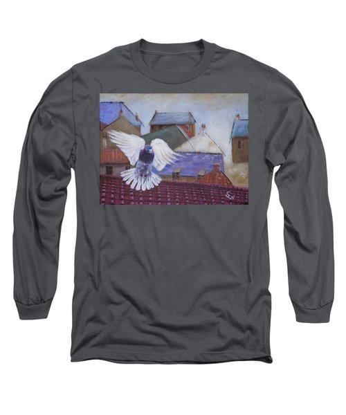 Urban Pigeon Long Sleeve T-Shirt
