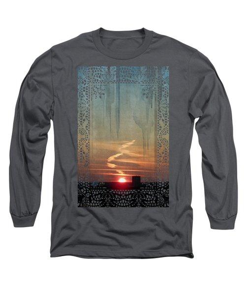 Urban Sunrise Long Sleeve T-Shirt
