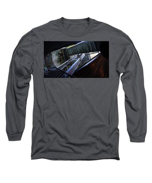 Urban Textures Long Sleeve T-Shirt