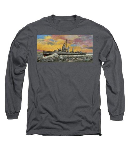 Uss Ericsson Long Sleeve T-Shirt