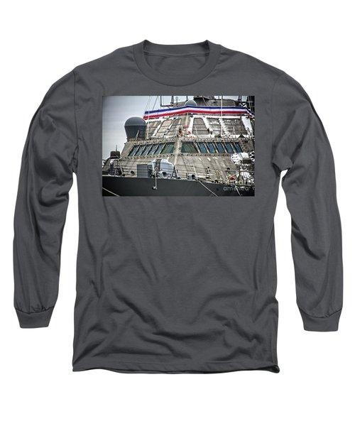 Uss Little Rock Lcs 9 Long Sleeve T-Shirt