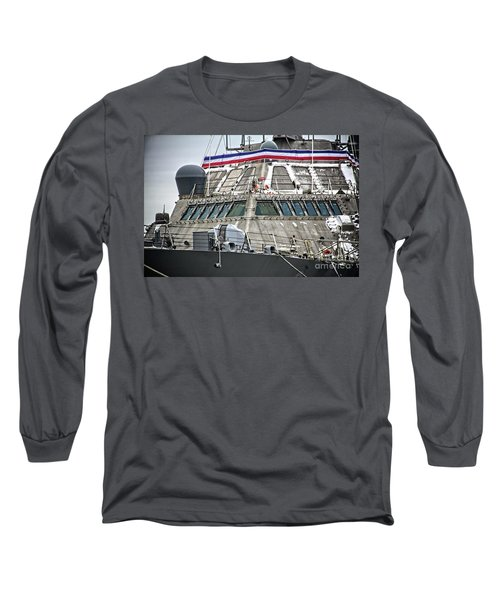 Uss Little Rock Lcs 9 Long Sleeve T-Shirt