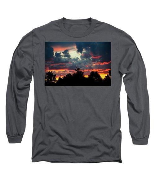 Utah Sunset Long Sleeve T-Shirt