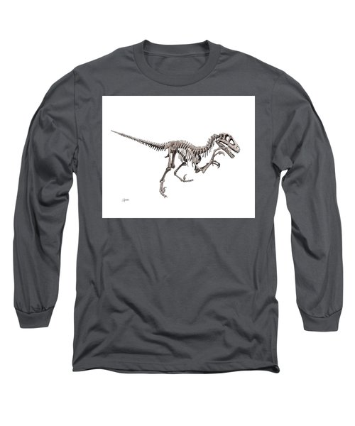 Utahraptor Long Sleeve T-Shirt