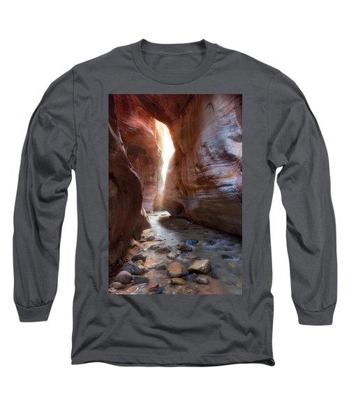 Utah's Underworld Long Sleeve T-Shirt