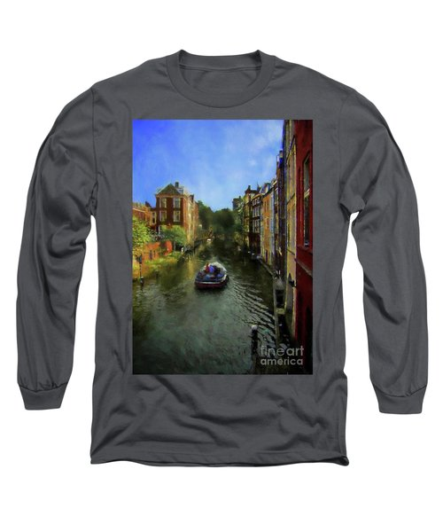 Utrecht, Holland Long Sleeve T-Shirt