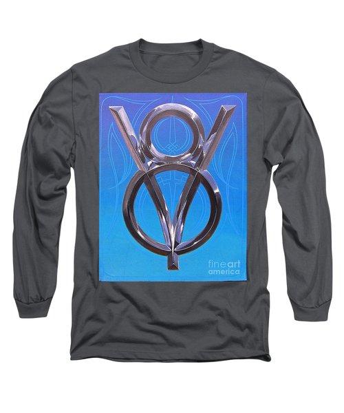 V Eight Power Long Sleeve T-Shirt