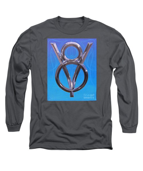 V Eight Power Long Sleeve T-Shirt