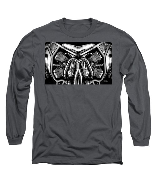 V-rod Long Sleeve T-Shirt
