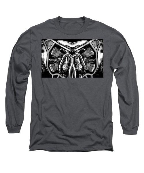 V-rod Long Sleeve T-Shirt
