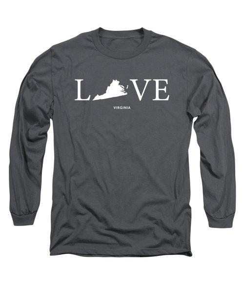 Va Love Long Sleeve T-Shirt