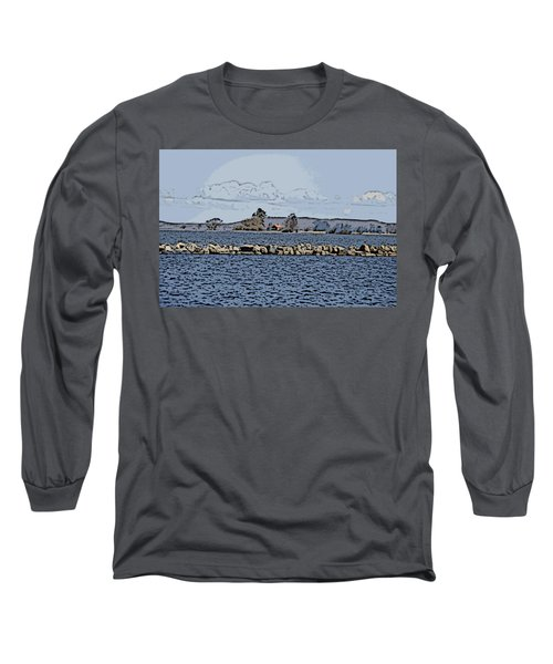 Vaennern Lake Long Sleeve T-Shirt