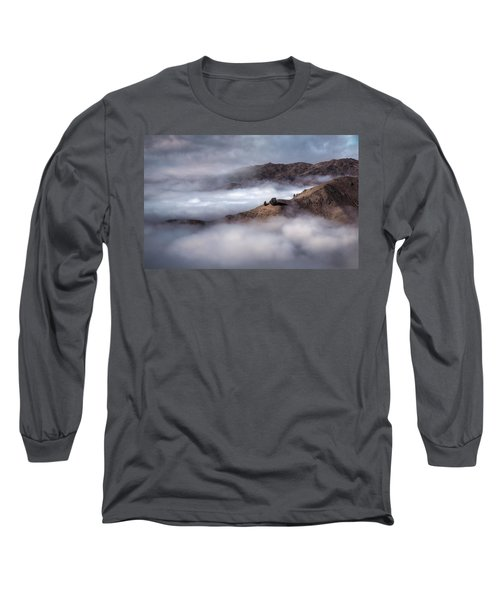 Valley In The Clouds Long Sleeve T-Shirt