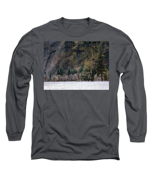Valley Morning Long Sleeve T-Shirt