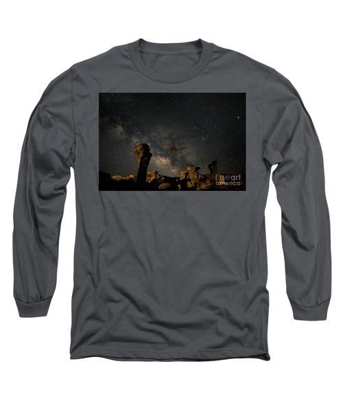 Valley Of Dreams Long Sleeve T-Shirt by Keith Kapple