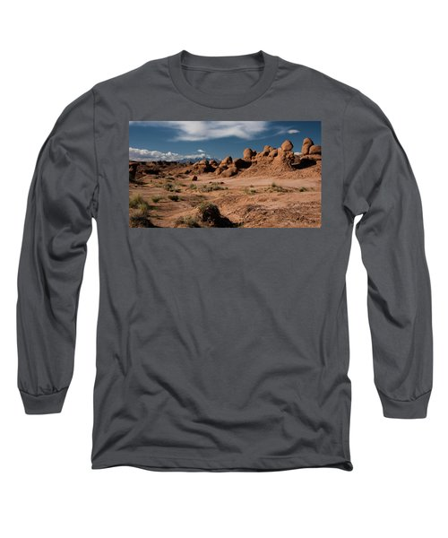Valley Of The Goblins Long Sleeve T-Shirt