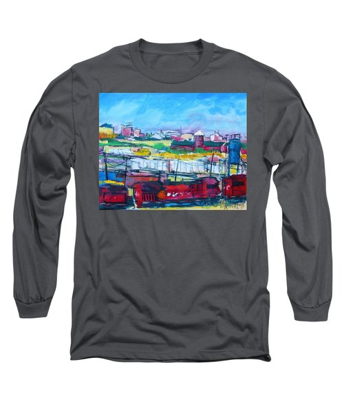Valley Yard Long Sleeve T-Shirt