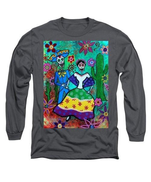 Vamos  A Bailar Long Sleeve T-Shirt