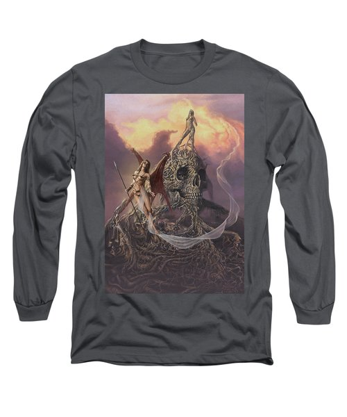 Vampis Lair Long Sleeve T-Shirt