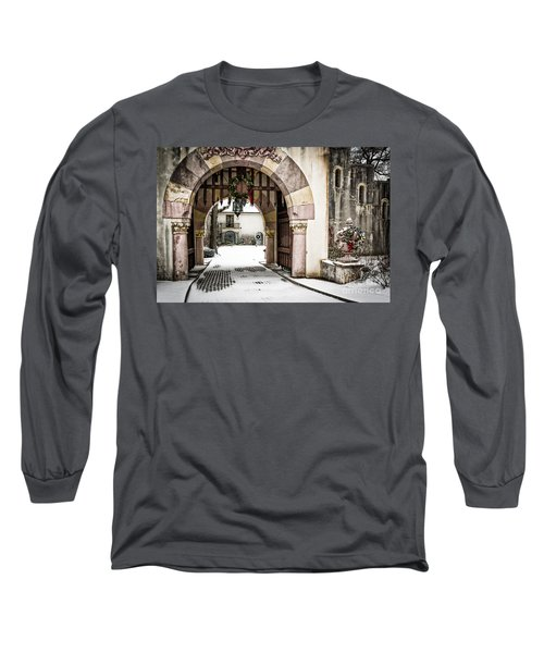 Vanderbilt Holiday Long Sleeve T-Shirt
