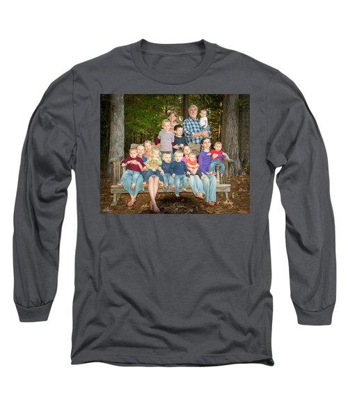 Vandoren 6564 Long Sleeve T-Shirt