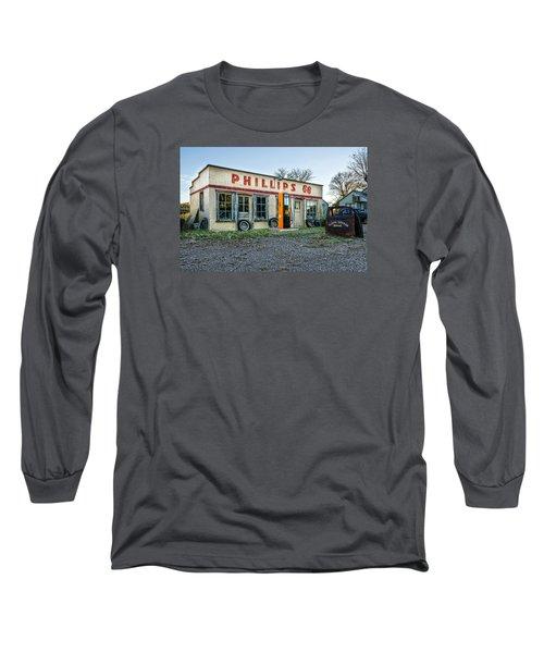 Vanishing America Long Sleeve T-Shirt