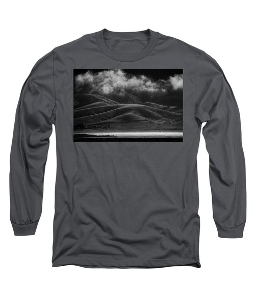 Vapor Long Sleeve T-Shirt by Brian Duram