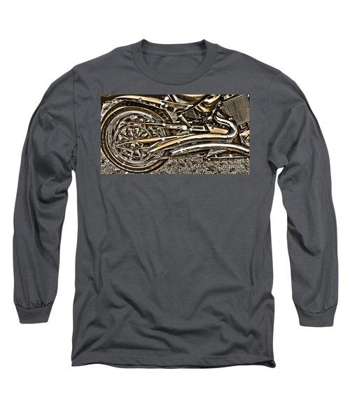Varoom Long Sleeve T-Shirt by Diane E Berry