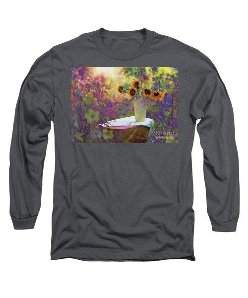 Vase De Fleurs 2017 Long Sleeve T-Shirt