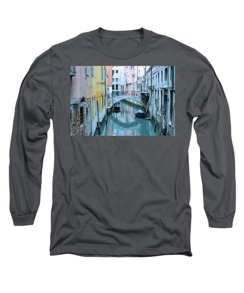 Venetian Charm Long Sleeve T-Shirt