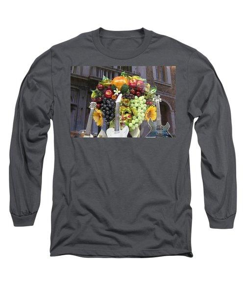 Venetian Dreams Long Sleeve T-Shirt