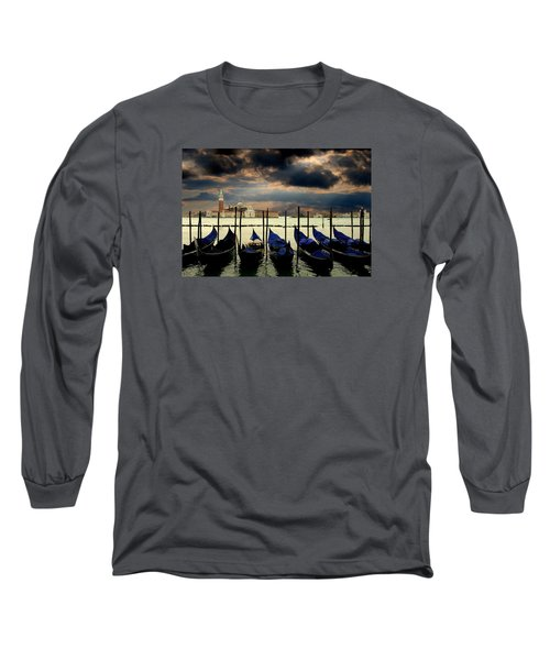 Venice-3r3 Long Sleeve T-Shirt